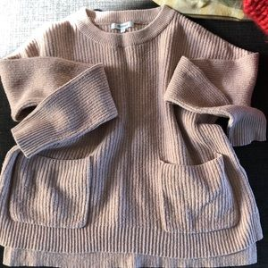 XS Madewell Crewneck Pullover Sweater